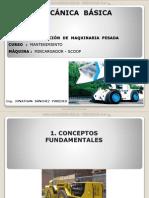 Curso Conceptos Herramientas Taller Mantenimento Maquinaria
