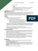 portfolio wordidentification wordparts