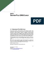Bab 4 Sistem File GNULinux