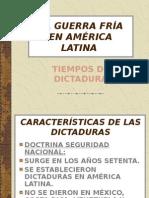Guerra Fría América Latina