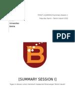 TIN417 1122003013 Summary Session 1