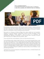 (2015, Recorte) ALBÓ Xavier - Si El Gobierno Aprende a Ser Más Pluralista, En Buena Hora La Derrota