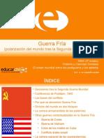 Guerra Fria Educar Chile