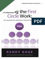 Randy-Gage Haciendo Que El Primer Circulo Funciones