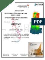 Certificados Robot 2015