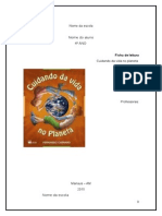 Cuidando Da Vida No Planeta (1)