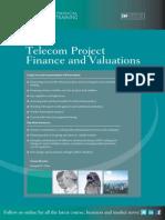 Telecom Project Finance
