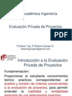 Evaluacionprivadadeproyectos Semana 2