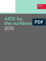 Aids by the Numbers 2015 UNAIDS Report