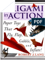 Robert Lang - Origami in Action 1