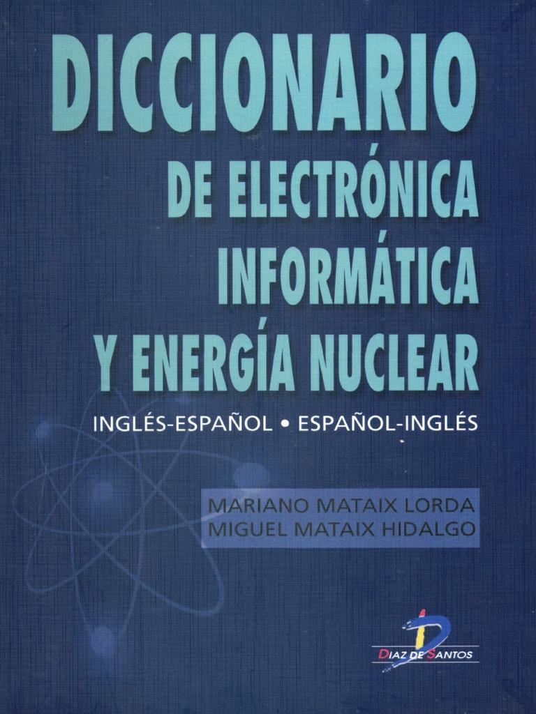 Diccionario de Electrónica bc9deccaf2e1
