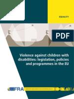 Fra 2015 Violence Against Children With Disabilities En