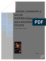 Tutorial de Superantispyware