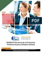 Docencia Formacion Profesional Empleo Online