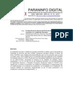 Evaluación de La Eficacia Del Protocolo de Neumonía Asociada a La Ventilación Mecánica
