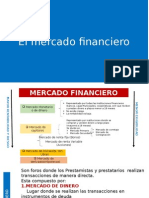 Mercado Financiero (Semana 5)