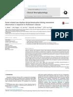 Event-related Mu-rhythm Desynchronization During Movement Observation