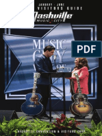 Nashville Visitors Guide Jan.-June 2016