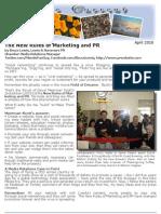 Chamber Newsletter April 2010