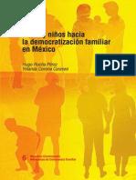 Manual 6. Niñas y Niños Hacia La Democratización Familiar en México 1