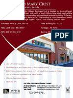 Las Vegas Commercial Investment _ NNN Retail For Sale in Green Valley