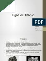 Ligas de Titanio (1)