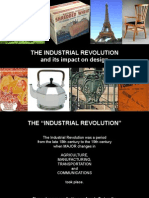 Industrial Revolution & Its Impact on Design