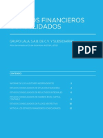 Lala Estados Financieros 2014