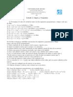 Ejerficios- Logica y Conjuntos