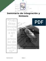 Seminario de Integracion y Sintesis (1)