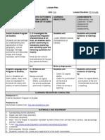 lesson plan 3 symbols summary