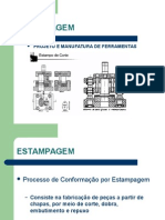 Processos de Estampagem 2015
