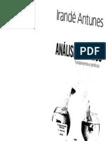 Analise de Texos Fundamentos e Praticas