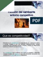 Revisión Del Cambiante Entorno Competitivo