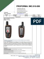 IMC-015-200 CONSORCIO MJB SAC - GPS Garmin 64s.pdf