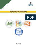 Manual Excel Avanzado 2007 UMayor