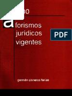 AFORISMOS-JURIDICOS