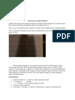 ceen 1010 structural loads problem 11-12-2015
