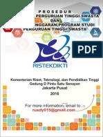 Pembukaan Program Studi Baru SILEMKERMA DIKTI 2016