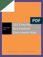 101 Coaching Questions
