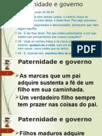 Paternidade e Governo