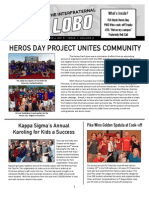 IFC Fall 2015 Newsletter