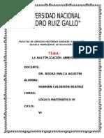 5. Multiplicacon Abreviada - Bobbio Alejandro