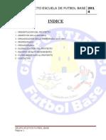 Proyecto Escuela Deportiva