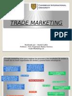 Trade Marketing Daniel Calles