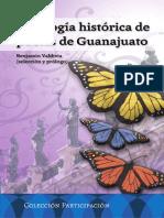 Antologia Histórica de Poetas de Guanajuato