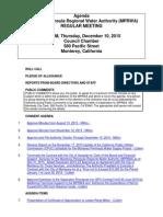 MPRWA Agenda Packet 12-10-15
