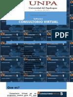 Trabajo de Consultorio Virtual