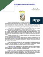 TEMA -1.671 - MITO DOS ANIMAIS DAS QUATRO DIREÇÕES