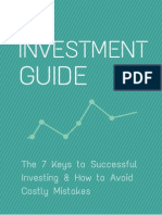 Wealth Factory the Investment Guide for Entrepreneurs